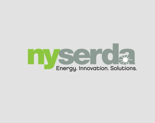 New York State Energy Research and Development Authority (NYSERDA) logo