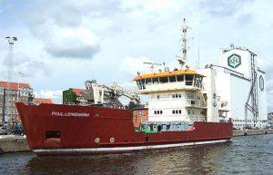 coastal ship Poul Loewenoern